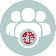 icon Mitarbeiter der aktiv leben gmbh ambulante pflege psychosoziale Hilfen